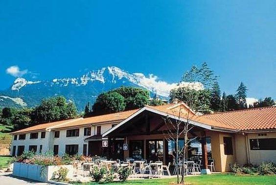 Kyriad - Grenoble Seyssins Außenansicht