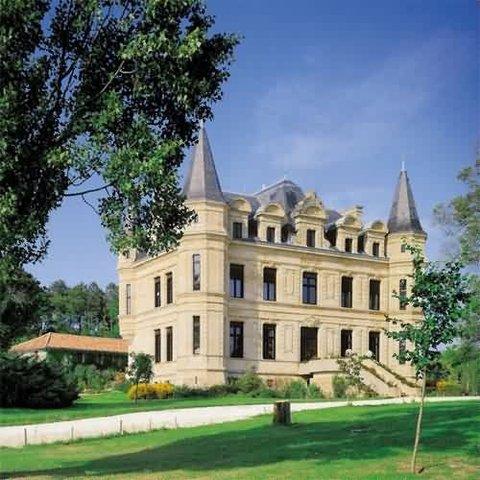 Chateau Camiac Bordeaux Creon - Exterior