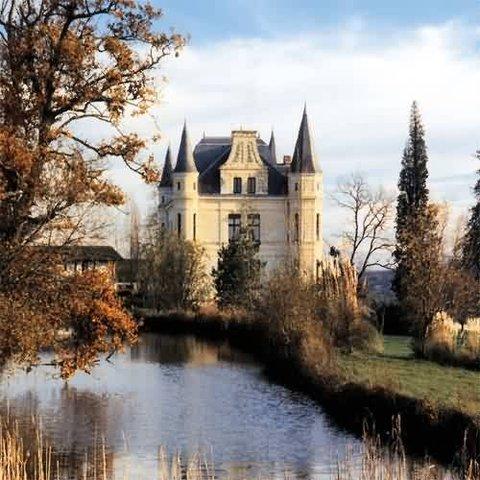 Chateau Camiac Bordeaux Creon - Interior