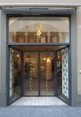 Hotel Martelli - Exterior