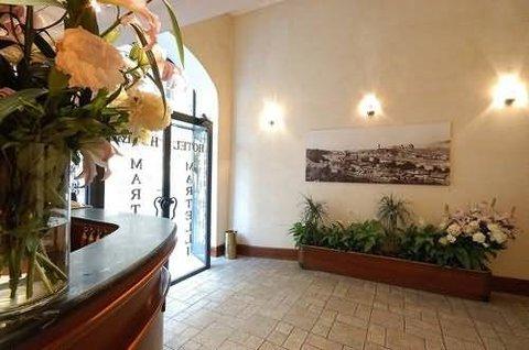 Hotel Martelli - Interior