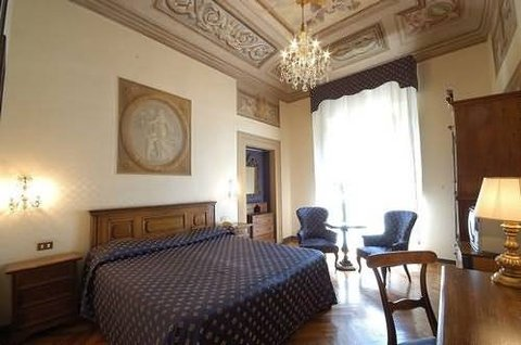Hotel Martelli - Guest Room