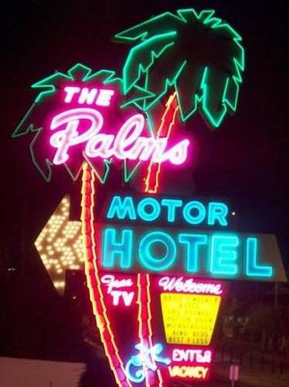 Palms Motel - Portland, OR
