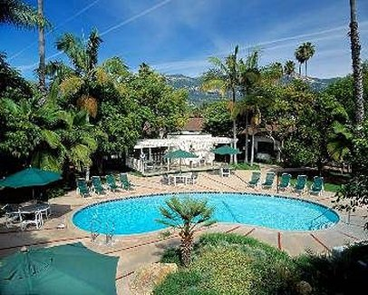 The Sandman Inn - Santa Barbara, CA