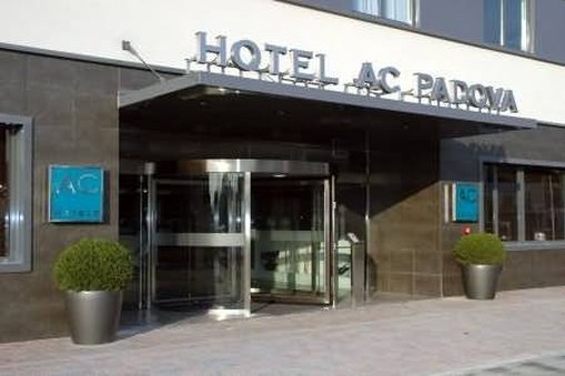 AC Hotel Padova by Marriott Fasad