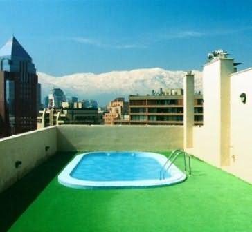 Santa Magdalena Departamentos Amoblados - Swimming Pool