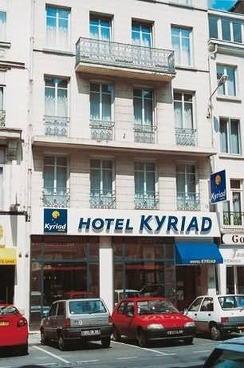 Kyriad - Lille Centre Gare Vista esterna