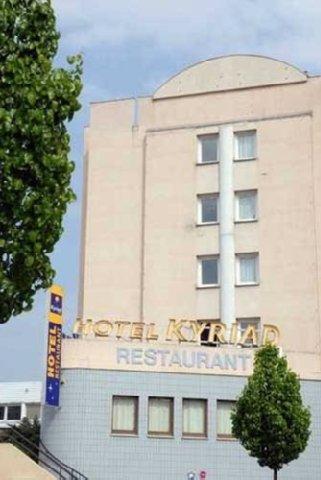 Kyriad Saint Etienne Centre - Exterior
