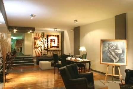 Del Fundador Hotel - Interior