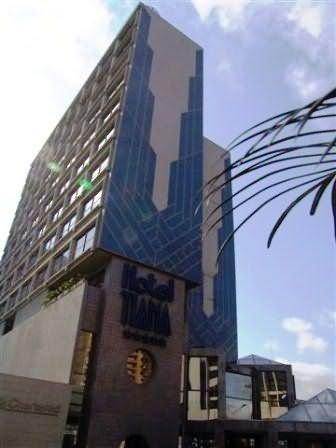 Tiama Hotel - Exterior