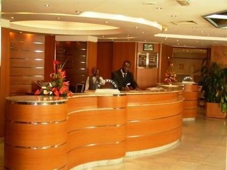 Tiama Hotel - Interior