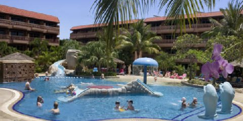 Phuket Orchid Resort - Kids Play Pool