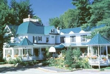 Thatcher Brook Inn - Waterbury, VT