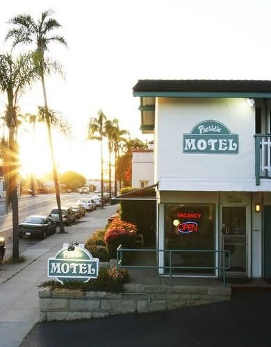Presidio Motel - Santa Barbara, CA