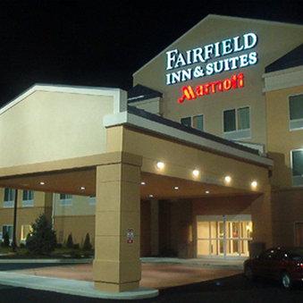 Fairfield Inn & Suites Frankfort Kilátás a szabadba