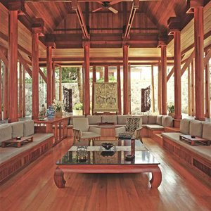 Amanpuri Hotel Phuket - Living Sala