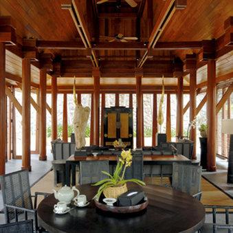 Amanpuri Hotel Phuket - Puri Villas Living Room