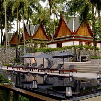 Amanpuri Hotel Phuket - Puri Villas Swimming Pool