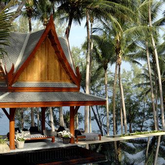 Amanpuri Hotel Phuket - Puri Villas Terrace And Pool