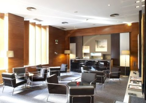 AC Hotel Los Vascos by Marriott Bar/Lounge