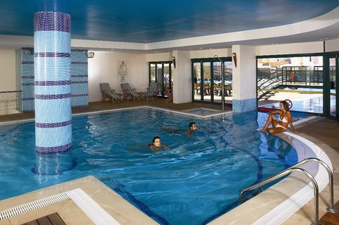 Real Bellavista Hotel & Spa - Spa  Health Club Indoor Swimming Pool