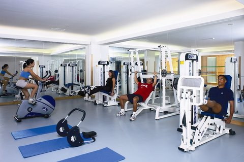Real Bellavista Hotel & Spa - Spa   Health Club Gymnasium