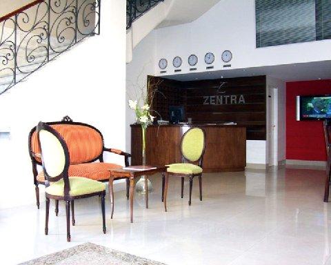 Hotel Zentra - BUEZEN