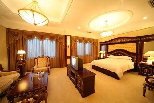Pipaxi Hotel Zhangjiajie Vista della camera