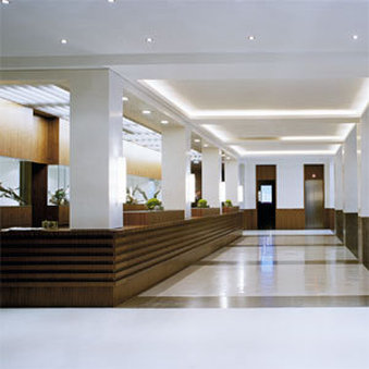 Hotel Concorde Berlin - Lobby