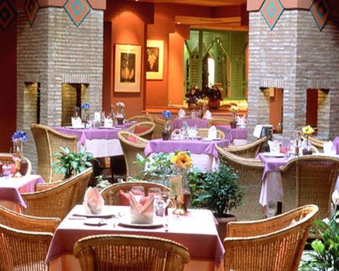 Occidental Coral Beach Hotel - Restaurant