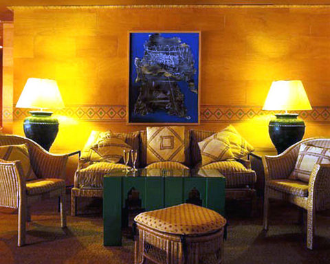 Occidental Coral Beach Hotel - Lounge