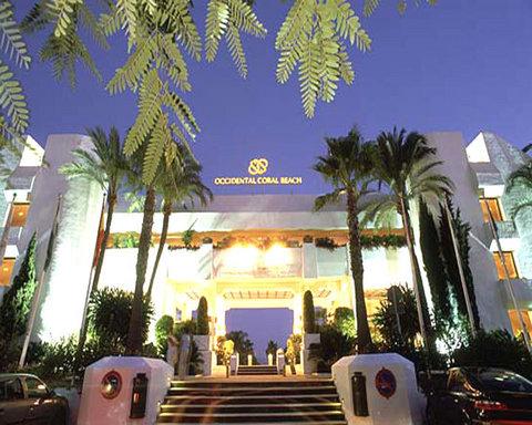 Occidental Coral Beach Hotel - Exterior 3