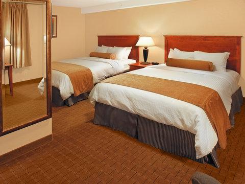 BEST WESTERN Vista Inn at the Airport - Standard Double