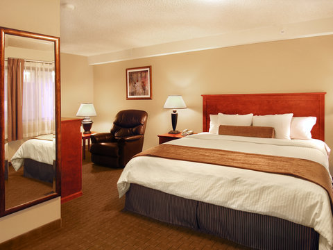 BEST WESTERN Vista Inn at the Airport - Deluxe Suite