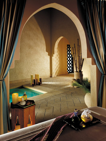 Four Seasons Sharm El Sheikh - SHA Spa plunge pool