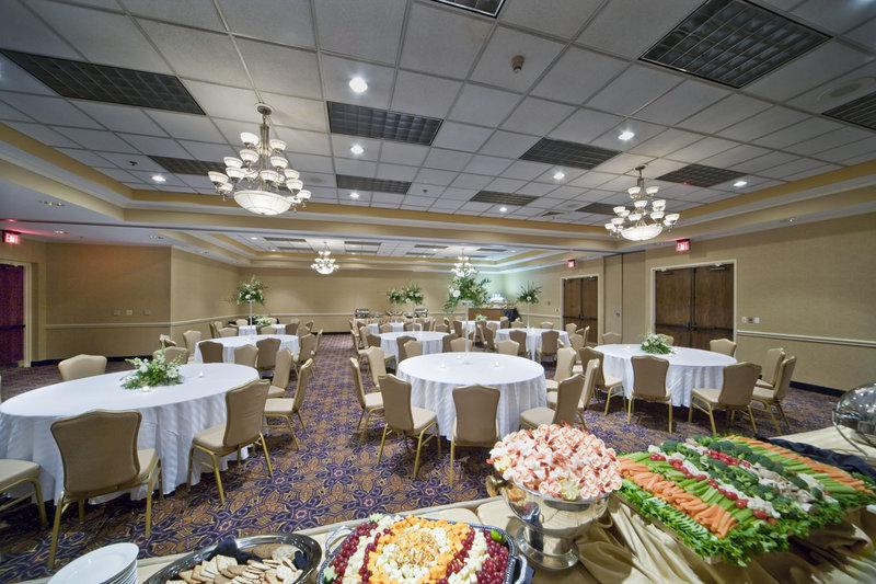 Crowne Plaza Hotel Auburn Hills BallRoom