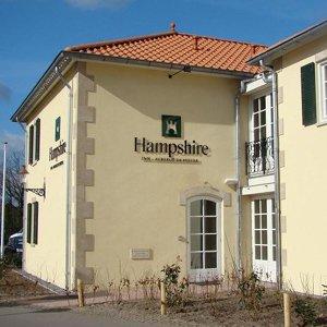 Hampshire Auberge de Hilver - Gevel