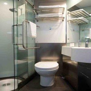 All Seasons Christchurch Cashel - Bathroom