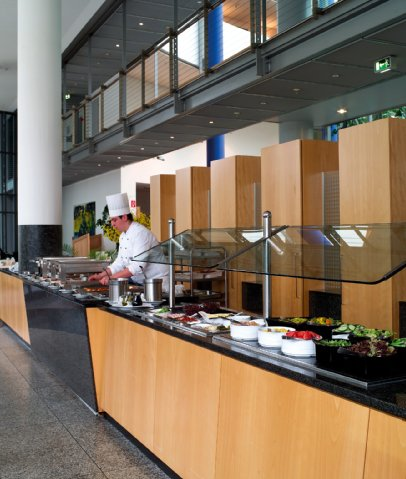 NH Düsseldorf City - Breakfast Room