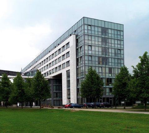 NH Düsseldorf City - Exterior