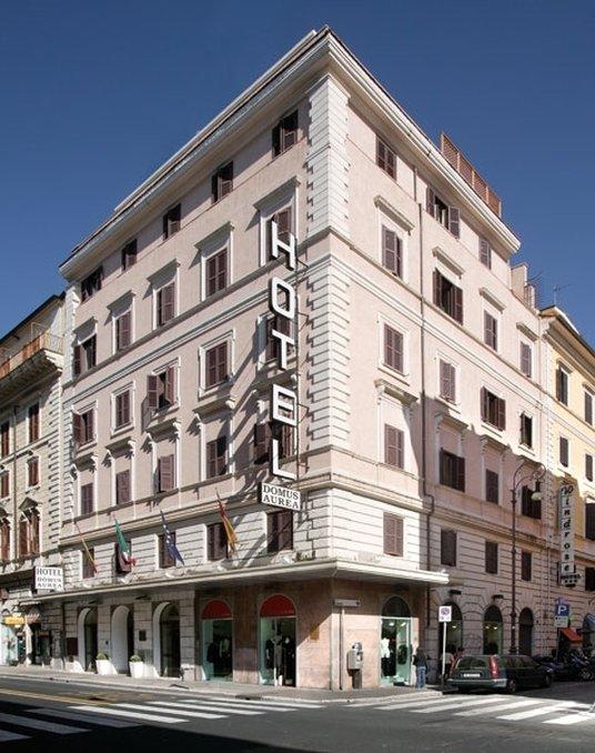 Hotel EXE Domus Aurea Widok z zewnątrz