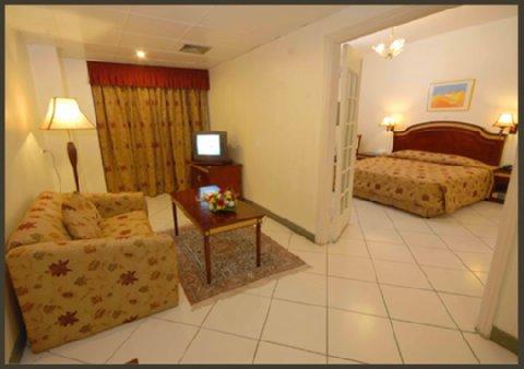 فندق نهال - King Size Room Family room