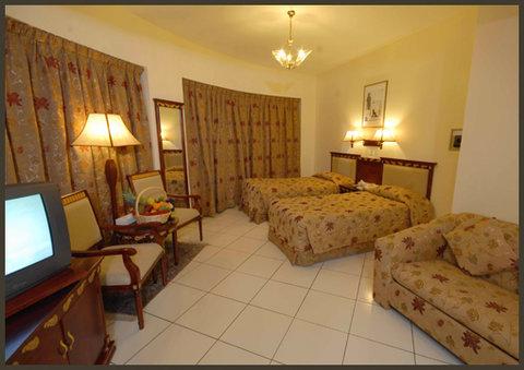 فندق نهال - Twin Room