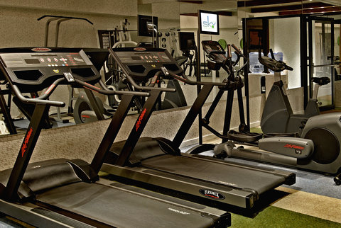 Sky Hotel a Kimpton Hotels - 24 Hour Fitness Center