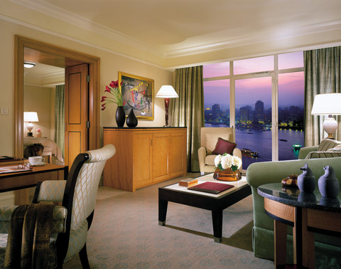 Four Seasons Cairo at Nile Plaza - CAI Exec Suite