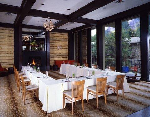 Sky Hotel a Kimpton Hotels - Aspen Mountain Meeting Room