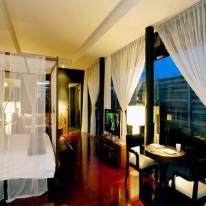 Silq Kerobokan - Silq Bali Guest room