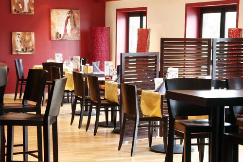 Kyriad Le Havre Centre 餐饮设施