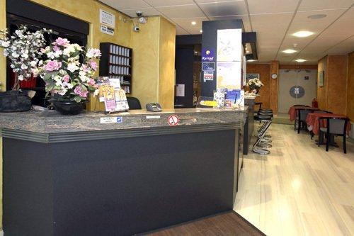 Kyriad - Lille Centre Gare Hall