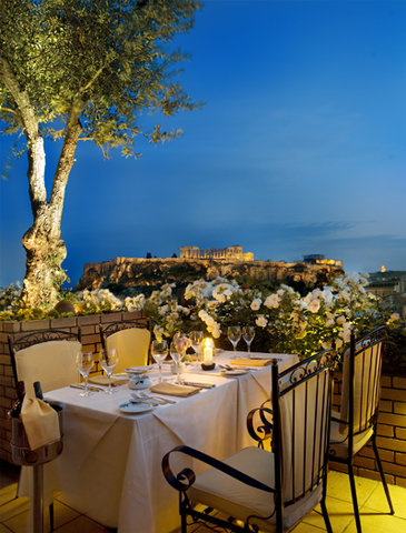 Titania Hotel - Olive Garden
